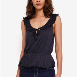 Cotton On Lucy Ruffle Strap Top